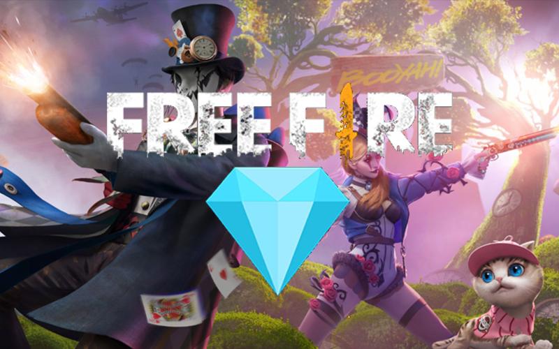 5 Cara mendapatkan diamond free fire Gratis